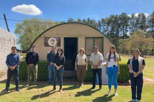 Municipales: Visita de la subdirectora ejecutiva de la Agencia Nacional de Discapacidad
