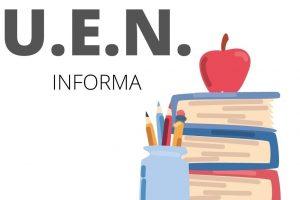 Union de Educadores de Navarro informa