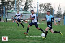 Clásico de Mayores: EFIN visitó a Club Dorrego y en Primera no se sacaron ventajas