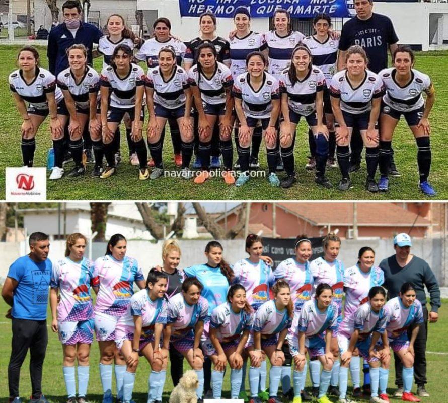 Dorrego y EFIN debutaron en el Torneo Femenino de la Liga Lobense