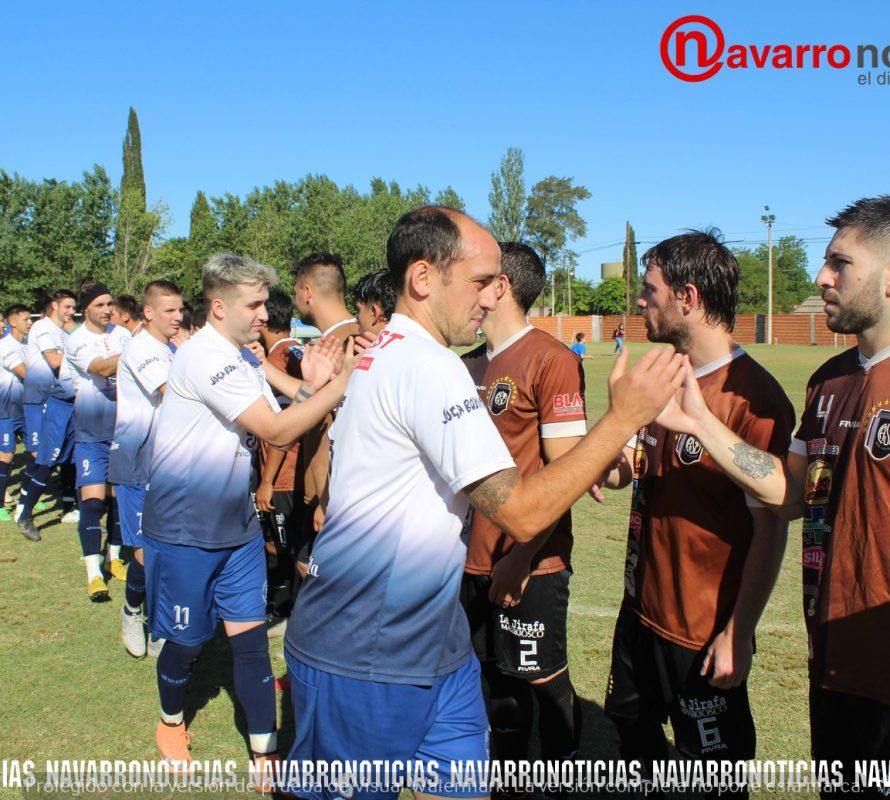 El domingo vuelven los mayores al torneo de fútbol de la Liga Lobense