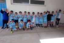 Resultados del Fútbol Menores de la Liga Lobense