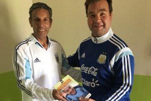 José Luis Navarro es parte del Cuerpo Técnico de la Selección FADDIM