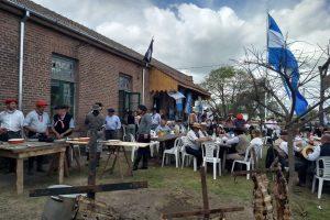 Primer paseo a caballo por caminos rurales, de la mano de la Asociación Criolla